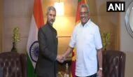 Sri Lankan president Gotabaya Rajapaksa meets Jaishankar