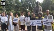 Winter Session: Naga People's Front, Congress MPs protest over Citizenship Amendment Bill