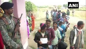 Jharkhand: Naxals blow up bridge in Gumla district amid polls, none injured