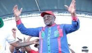 Namibian President Hage Geingob secures second term