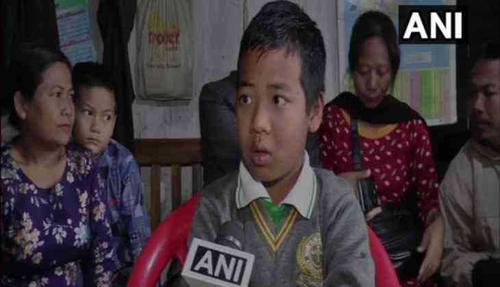 This kid all set to become youngest person to appear in Class 10 Board exams in Assam