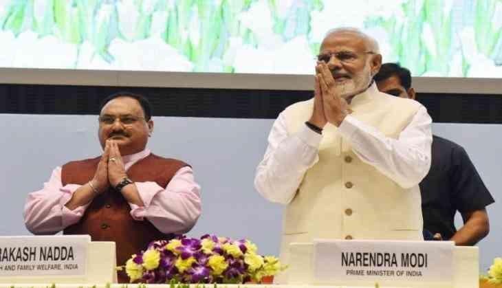 PM Modi wishes JP Nadda on his happy birthday