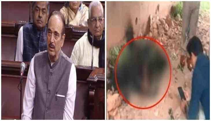 Hyderabad gang-rape rocks Rajya Sabha: Why Ghulam Nabi Azad's statement holds key to possible remedy