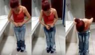 महिला ने चोरी कर पहनी जींस के ऊपर 8 जींस, शोरूम वाला भी रह गया हैरान
