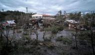 चक्रवाती तूफान कम्मुरी ने दी फिलीपींस में दस्तक, दो की मौत, मनीला एयरपोर्ट पर सैकड़ों उड़ाने रद्द