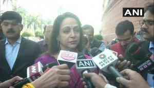 Hyderabad rape case: Hema Malini suggests 'culprits' should be kept in jail permanently
