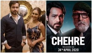 Chehre: Krystle D'Souza replaces Kriti Kharbanda in Amitabh Bachchan, Emraan Hashmi's starrer