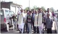 Jammu-Kashmir: Farmers take out 10-km long march to highlight Border issues