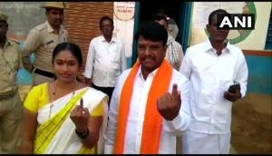 Karnataka Assembly By-polls: 46.62 per cent voter turn out till 3pm