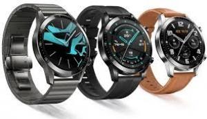 लॉन्च हुई Huawei Watch GT2, जानिए कीमत और फीचर्स