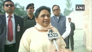 Veterinarian's rape-murder accused shot dead: Delhi, UP cops should learn from Hyderabad police, says Mayawati