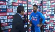 केएल राहुल ने मैच के बाद दर्शकों के सामने संजय मांजरेकर को धोया!