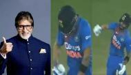 विराट कोहली की पारी से खुश हुए अमिताभ बच्चन, ऐंथनी स्टाइल में दी बधाई