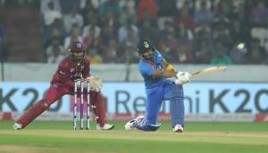 भारत और वेस्टइंडीज के बीच हैदराबाद में हुए मुकाबले में बने ये बड़े रिकॉर्ड