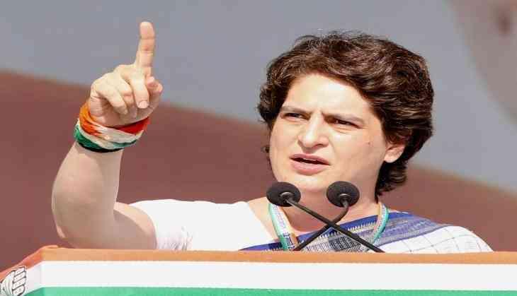Unnao rape case: Victim's family harassed, culprits have BJP connection, alleges Priyanka Gandhi