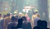 दिल्ली: आग से अबतक 43 लोगों की मौत, गृहमंत्री ने दिये अधिकारियों को हर संभव मदद के निर्देश