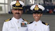 नौसेना की पहली महिला पायलट बनीं शुभांगी स्वरूप, डॉर्नियर टोही विमान से भरेंगी उड़ान