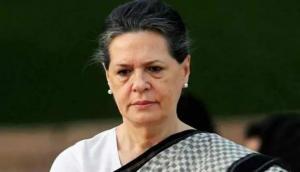 कांग्रेस की अंतरिम अध्यक्ष सोनिया गांधी अस्पताल में भर्ती, डॉक्टर ने कही ये बात