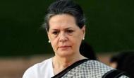 Freedom of expression under threat, democracy being destroyed: Sonia Gandhi
