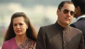 Sonia Gandhi's Birthday: Rajiv Gandhi-Sonia, love tale with a poignant end