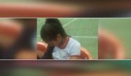 मिजोरम: वॉलीबॉल प्लेयर ने बीच मैच बच्चे को पिलाया दूध, सोशल मीडिया में धूम मचा रही फोटो