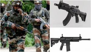 जम्मू-कश्मीर : भारतीय सेना को मिली अमेरिकन असॉल्ट राइफल, आतंकियों को देगी मुंहतोड़ जवाब