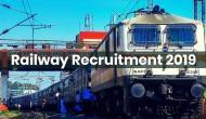 रेलवे में 2500 से अधिक पदों पर निकली वैकेंसी, 10वीं पास करें अप्लाई