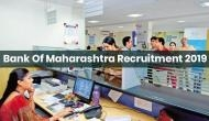 Bank Of Maharashtra Recruitment : स्पेशल ऑफिसर के पदों पर निकली वैकेंसी, जल्द करें अप्लाई