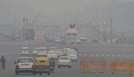 2.4 डिग्री सेल्सियस, जीरो विजिबिलिटी के साथ हुई दिल्ली की सुबह, IGI से कई उड़ानों में देरी