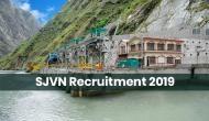 SJVN Recruitment: ITI और इंजीनियरिंग ग्रेजुएट के लिए इन पदों पर निकली भर्ती