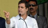 Rahul Gandhi slams BJP over growing incidents of crimes against women
