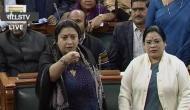 Rahul Gandhi 'rape in India' comment 'disgusting': Smriti Irani