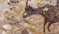 इंडोनेशिया के सुलावेसी आइलैंड पर मिली 44 हजार साल पुरानी पेंटिंग