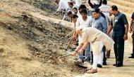 प्रधानमंत्री नरेंद्र मोदी पहुंचे कानपुर, अविरल-निर्मल गंगा पर करेंगे मंथन