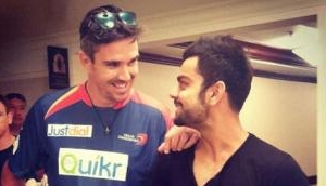 Watch: Kevin Pietersen requests Virat Kohli to add this super talented kid in his squad