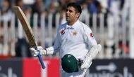 वनडे और टेस्ट डेब्यू मैच में शतक जड़ने वाले पहले क्रिकेटर बने पाकिस्तानी बल्लेबाज आबिद अली