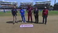 IND vs WI: वेस्टइंडीज ने टॉस जीतकर पहले गेंदबाजी का लिया फैसला