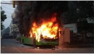 Violence, arson in Delhi over amended Citizenship Act : Jamia Millia Islamia students' group deny charges of involvement