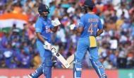 IND vs WI: भारत ने वेस्टइंडीज को जीत के लिए दिया 289 रनों का लक्ष्य