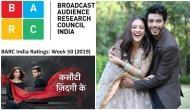 BARC TRP Report Week 50: Yeh Jaadu Hai Jinn Ka, Taarak Mehta Ka Ooltah Chashmah tops; Kasautii Zindagii Kay back in top 10 list