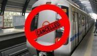 CAA प्रोटेस्ट: दिल्ली के तीन मेट्रो स्टेशन चावड़ी बाजार, जामा मस्जिद और लाल किला आज भी बंद
