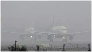 Weather Report: Delhi witness dip in temperature; several flights delayed