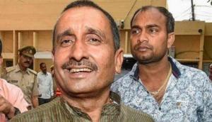 BJP nominates rape convict Kuldeep Sengar's wife for Zila Panchayat poll