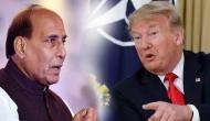 Donald Trump meets Rajnath Singh, S Jaishankar, discusses India-US ties