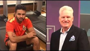 Dean Jones takes Aaron Finch's arrival in RCB as an opportunity to troll Parthiv Patel