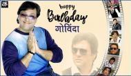 Happy Birthday Govinda: इस एक्ट्रेस के प्यार में पागल थे गोविंदा, तोड़ दी थी अपनी सगाई !