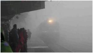 Weather Update: Delhi, UP, Haryana wake up to chilly morning; flights, trains running late due to dense fog