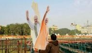 PM Modi mega rally: 2 lakh people to attend event, CCTV on all routes leading to venue