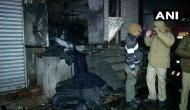 दिल्ली में एक गोदाम में फिर लगी आग, 9 लोगों की जलकर दर्दनाक मौत