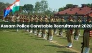 असम पुलिस में इन पदों पर निकलीं बंपर वैकेंसी, 12वीं पास कर सकते हैं अप्लाई